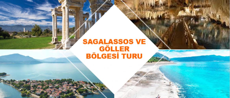 SAGALASSOS VE GÖLLER  BÖLGESİ TURU