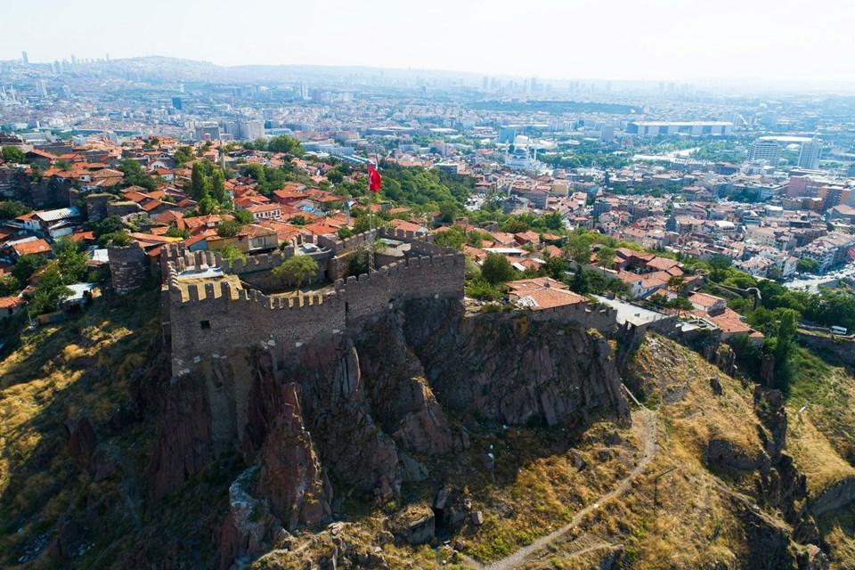 Ankara-Kalesi-