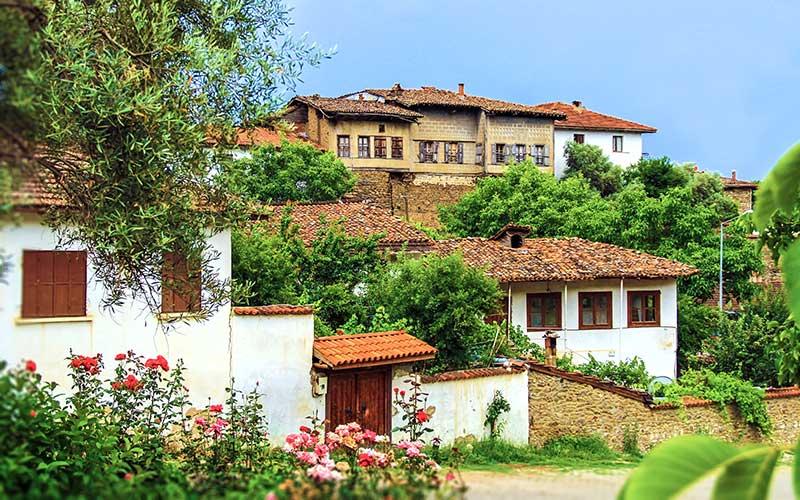 ödemiş-birgi-köyü